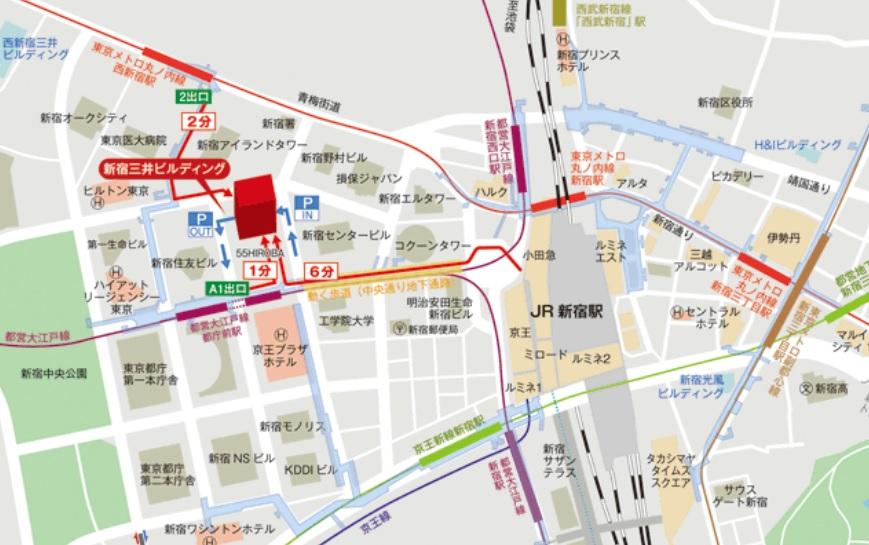新宿三井ビル地図.jpg